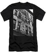 Escape Ladders  Men's T-Shirt (Athletic Fit)