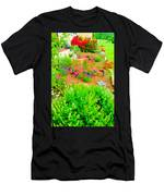 Fabulous Florals 323 Men's T-Shirt (Athletic Fit)