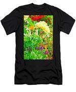 Fabulous Florals 333 Men's T-Shirt (Athletic Fit)
