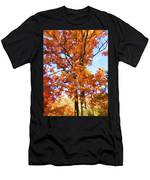 Fall Colors Looking Awesome Men's T-Shirt (Athletic Fit)