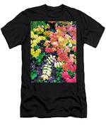 Fall Forest Floor Men's T-Shirt (Athletic Fit)