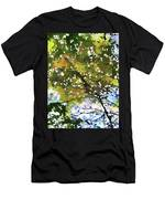 Fall In Woods Men's T-Shirt (Athletic Fit)