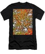 Falling Into Fall Men's T-Shirt (Athletic Fit)