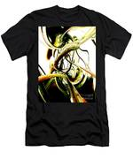 Fanciful Abstract Men's T-Shirt (Athletic Fit)