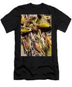 Pow Wow Fancy Dancer 2 Men's T-Shirt (Athletic Fit)