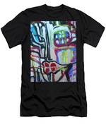 Femme-fatale-1 Men's T-Shirt (Athletic Fit)