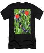 Fields Of Beauty 79 Men's T-Shirt (Athletic Fit)