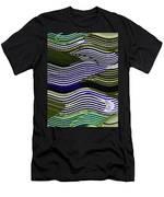 Fields Of Steel Men's T-Shirt (Athletic Fit)
