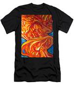 Fire, No Ice Men's T-Shirt (Athletic Fit)