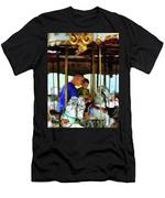 First Carousel Ride Men's T-Shirt (Athletic Fit)
