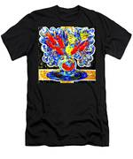 Fish Bouquet Men's T-Shirt (Athletic Fit)