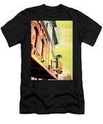 Fish Cafe Men's T-Shirt (Athletic Fit)