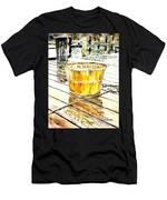 Fishing Basket Men's T-Shirt (Athletic Fit)