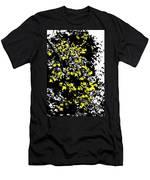 Floral Surprise Men's T-Shirt (Athletic Fit)