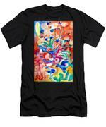 Flower Market Men's T-Shirt (Athletic Fit)