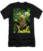 Flower Plants Men's T-Shirt (Athletic Fit)