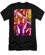 Flying Koi Men's T-Shirt (Athletic Fit)