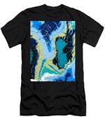 Foliage  Men's T-Shirt (Athletic Fit)