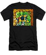 For Harriesvale Mews H B Men's T-Shirt (Athletic Fit)
