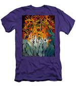 Forest Spirits Men's T-Shirt (Athletic Fit)