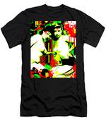 Forever Pinup II Men's T-Shirt (Athletic Fit)