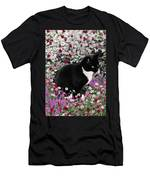 Freckles In Flowers II Men's T-Shirt (Athletic Fit)