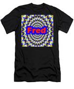 Fred Men's T-Shirt (Athletic Fit)