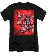 Free As An Aries Men's T-Shirt (Athletic Fit)