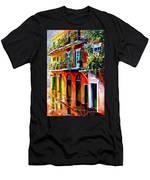 French Quarter Sunshine Men's T-Shirt (Athletic Fit)
