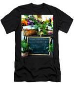 Fresh At The Farmer's Market Men's T-Shirt (Athletic Fit)
