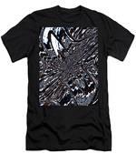 Frozen Dreams Men's T-Shirt (Athletic Fit)