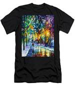 Frozen Night Men's T-Shirt (Athletic Fit)