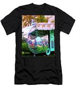 Fun House Palm Springs Men's T-Shirt (Athletic Fit)