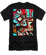 Funky Pop-6 Men's T-Shirt (Athletic Fit)