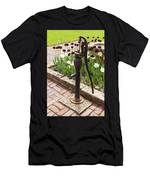 Garden Pump From The Old Days Men's T-Shirt (Athletic Fit)