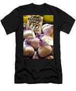 Garlic Men's T-Shirt (Athletic Fit)