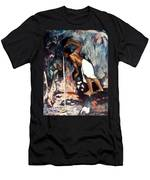 Gauguin: Pape Moe, 1892 Men's T-Shirt (Athletic Fit)