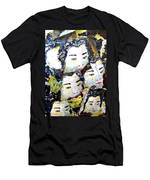 Geisha Girls Men's T-Shirt (Athletic Fit)