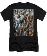 Geologica IIi Men's T-Shirt (Athletic Fit) by Julian Perry