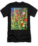 Gladiolus, 11x14, Oil, '07 Men's T-Shirt (Athletic Fit)