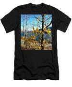 Glimpse Of Kalamalka Lake Men's T-Shirt (Athletic Fit)