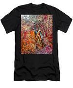 God Admires Woman Men's T-Shirt (Athletic Fit)