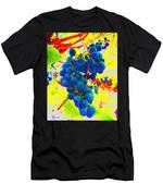 Grapes Men's T-Shirt (Athletic Fit)