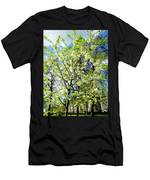 Green Park, London Men's T-Shirt (Athletic Fit)