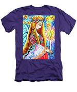 Guardian Mother Of Life Men's T-Shirt (Athletic Fit)