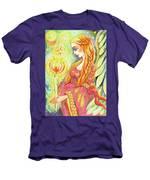 Guardian Mother Of Light Men's T-Shirt (Athletic Fit)