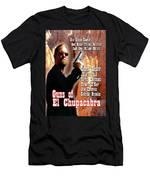 Guns Of El Chupacabra Men's T-Shirt (Athletic Fit)