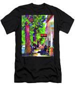 Haddonfield Downtown Men's T-Shirt (Athletic Fit)