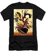 Hairflower Arrangement 2 Men's T-Shirt (Athletic Fit)