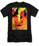Halloween Party Details Men's T-Shirt (Athletic Fit)